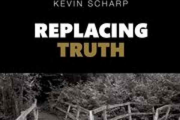 picture of Kevin Scharp's book